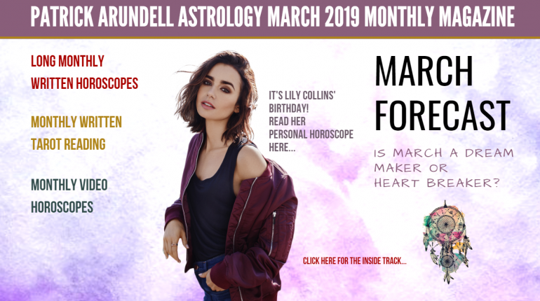 patrick arundell weekly horoscope march 17