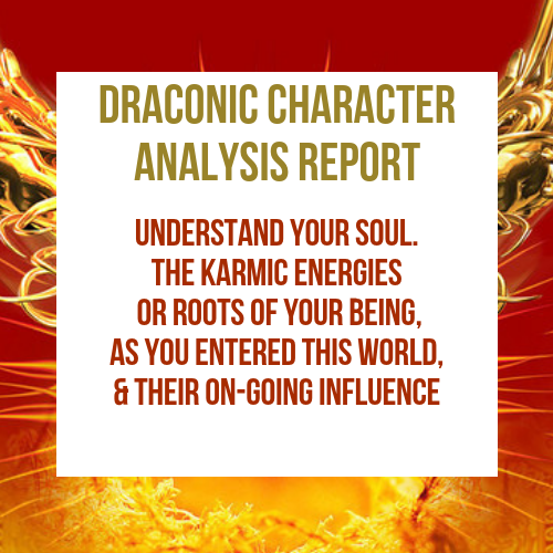 Draconic Character Analysis
