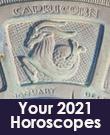 2021 Horoscopes for each Zodiac Sign