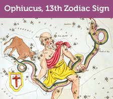 Ophiucus, The 13th Zodiac Sign