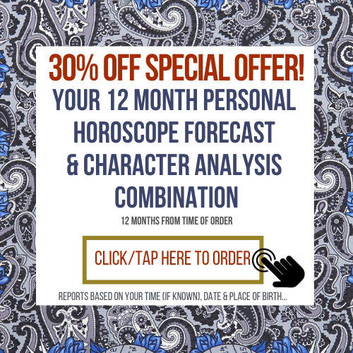 Welcome to my Personal Horoscope Store