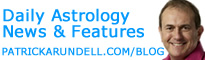 Astrologer Patrick Arundell - Astrology Blog friends