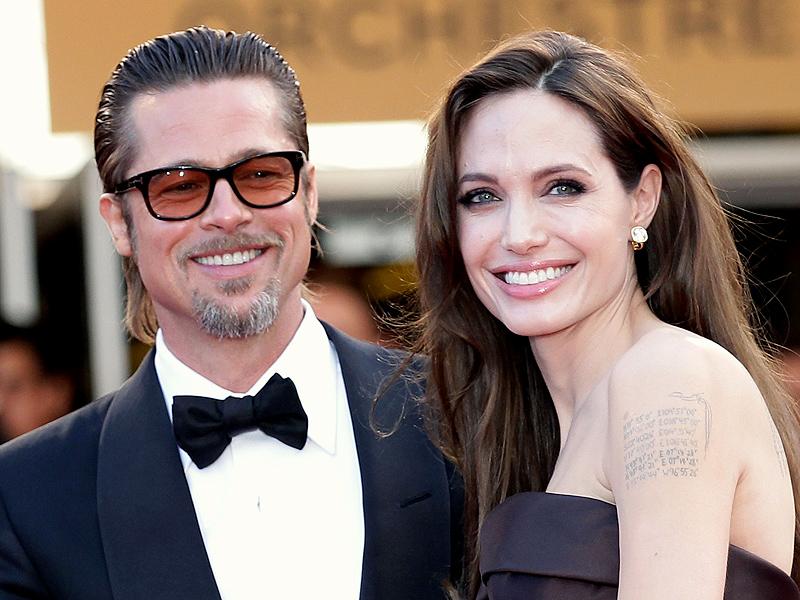 Brad Pitt and Angelina Jolie - Horoscope