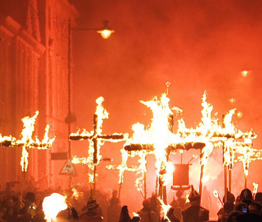 November 5th - Lewes