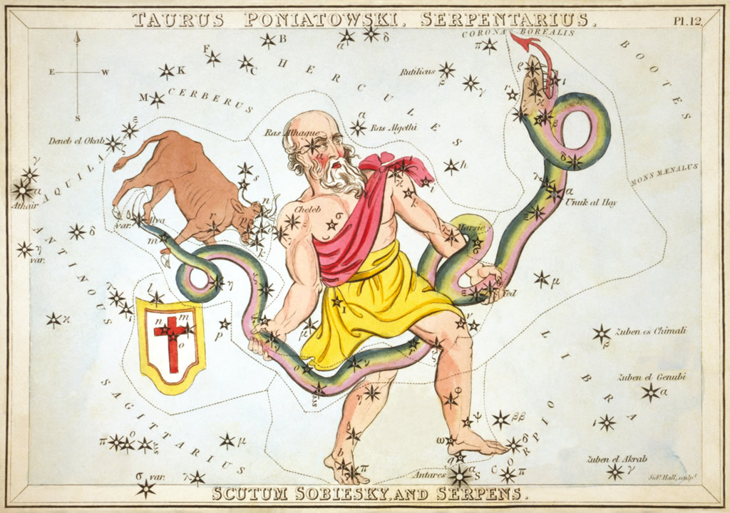 Ophiucus - NOT the 13th Sign Of The Zodiac