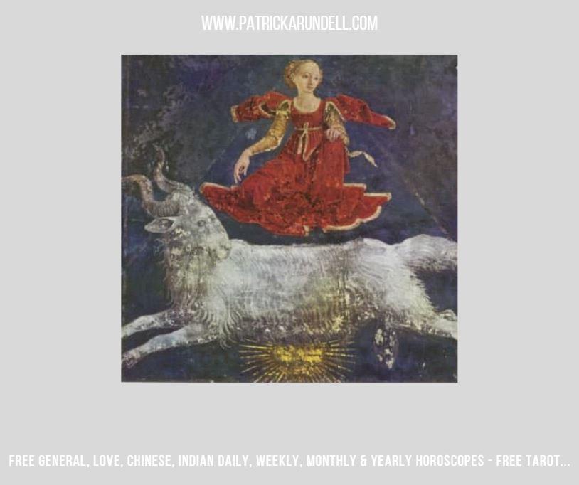 Horoscopes Monday 16th September 2019
