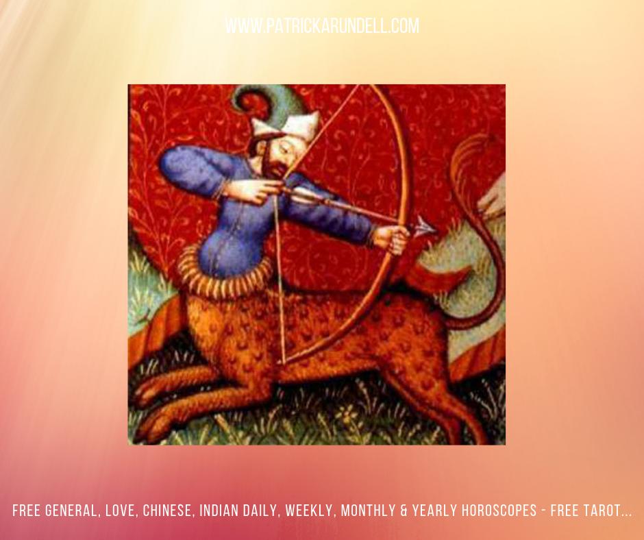 Horoscopes Friday 12th July 2019