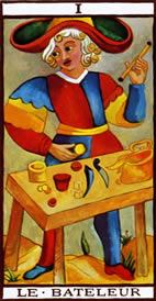 The Magician Love Tarot Meaning