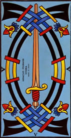 Five of Swords Love Tarot Meaning
