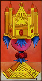 Ace of Cups Love Tarot Meaning