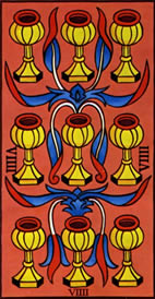 Nine of Cups Love Tarot Meaning