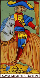 Knight of Wands Tarot Card Meaning